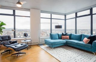 Photo 1: 2804 108 W CORDOVA STREET in Vancouver: Downtown VW Condo for sale (Vancouver West)  : MLS®# R2232344