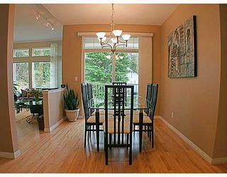 Photo 3: 8 MOSSOM CREEK Drive in Port_Moody: North Shore Pt Moody 1/2 Duplex for sale (Port Moody)  : MLS®# V762195