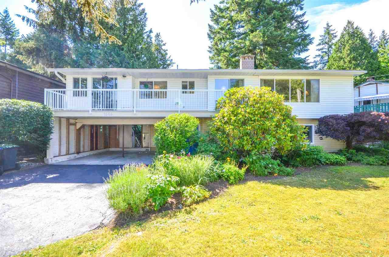 Main Photo: 1664 OUGHTON DRIVE in Port Coquitlam: Mary Hill House for sale : MLS®# R2379590