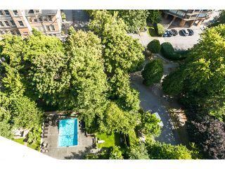 Photo 3: # 1801 1725 PENDRELL ST in Vancouver: West End VW Condo for sale (Vancouver West)  : MLS®# V1095327