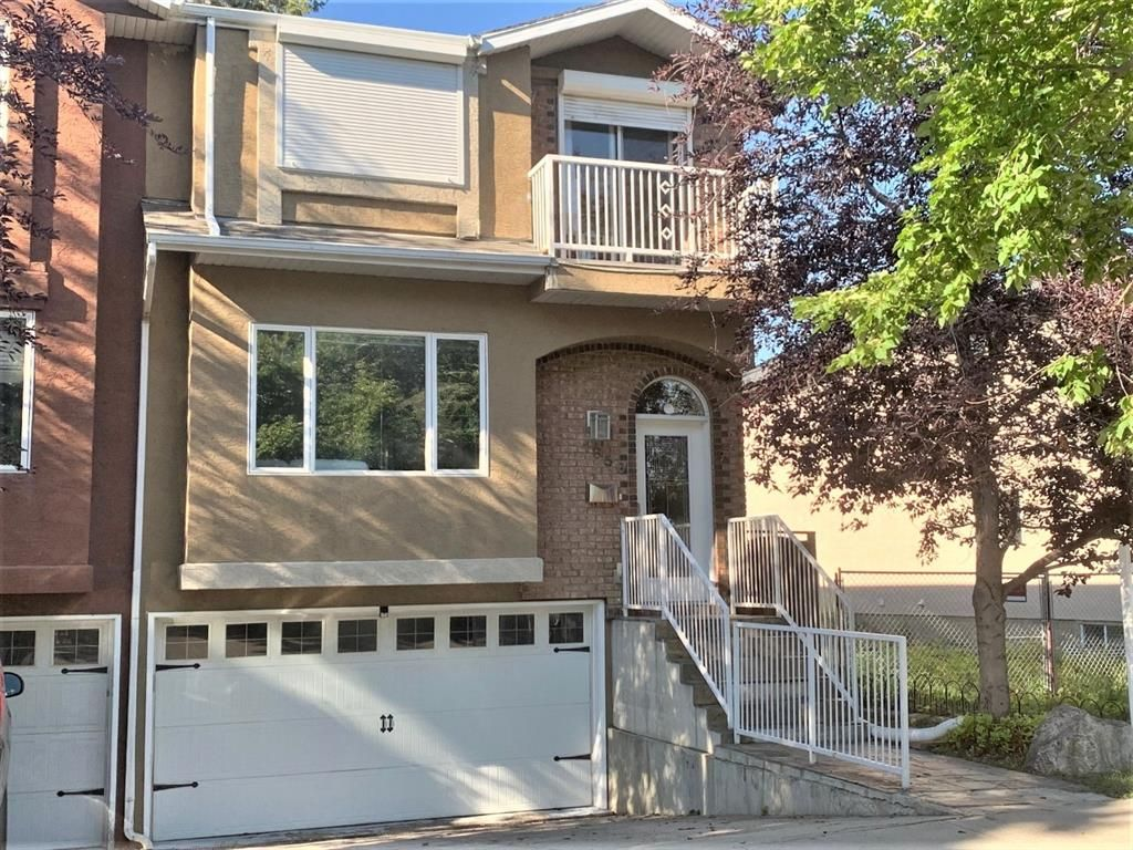 Main Photo: 1650 Westmount Boulevard NW in Calgary: Hillhurst Semi Detached for sale : MLS®# A1153535
