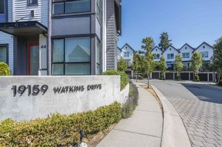 Photo 1: 5 19159 WATKINS Drive in Surrey: Clayton Townhouse for sale (Cloverdale)  : MLS®# R2598672