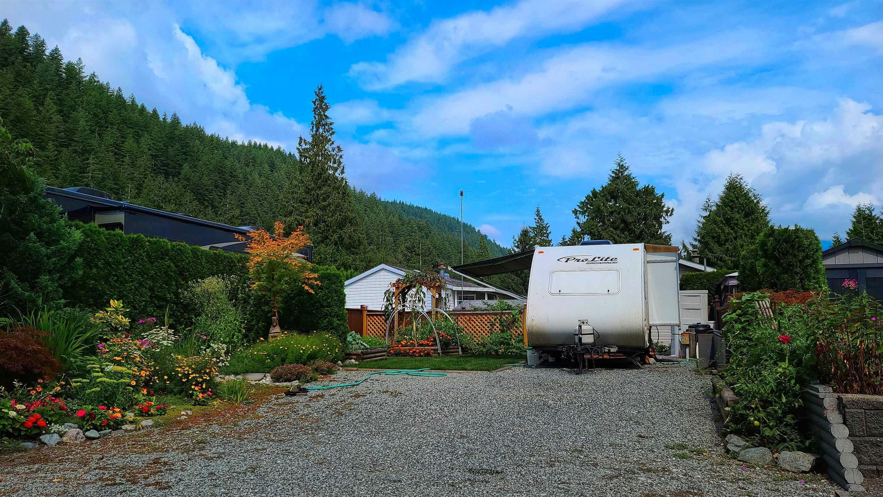 "Main Photo: 102 14600 MORRIS VALLEY Road in Mission: Lake Errock Land for sale in ""Tapadera Estates"" : MLS®# R2610958"