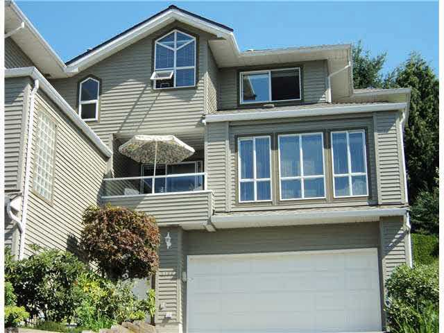 """""""This absolutely stunning end unit executive townhome at The Summit in Citadel Heights. Double car garage"""