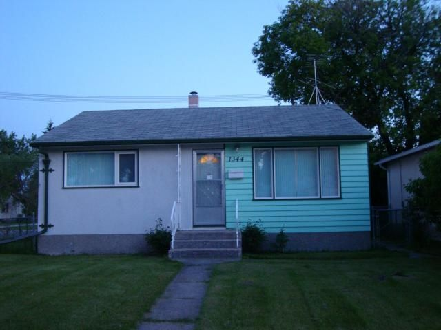 Main Photo: 1344 PRITCHARD Avenue in WINNIPEG: North End Residential for sale (North West Winnipeg)  : MLS®# 1211393