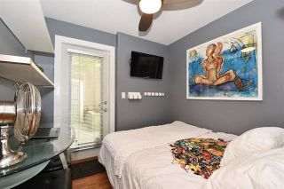"""Photo 15: 101 2137 W 10TH Avenue in Vancouver: Kitsilano Townhouse for sale in """"THE I"""" (Vancouver West)  : MLS®# R2097974"""
