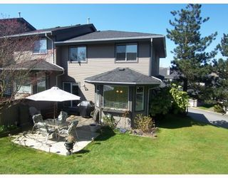 """Photo 10: 136 1140 CASTLE Crescent in Port_Coquitlam: Citadel PQ Townhouse for sale in """"THE UPLANDS"""" (Port Coquitlam)  : MLS®# V703414"""