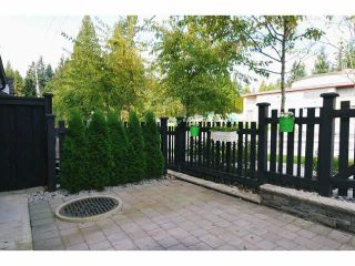 "Photo 12: 102 1480 SOUTHVIEW Street in Coquitlam: Burke Mountain Townhouse for sale in ""CEDAR CREEK NORTH"" : MLS®# V1088331"