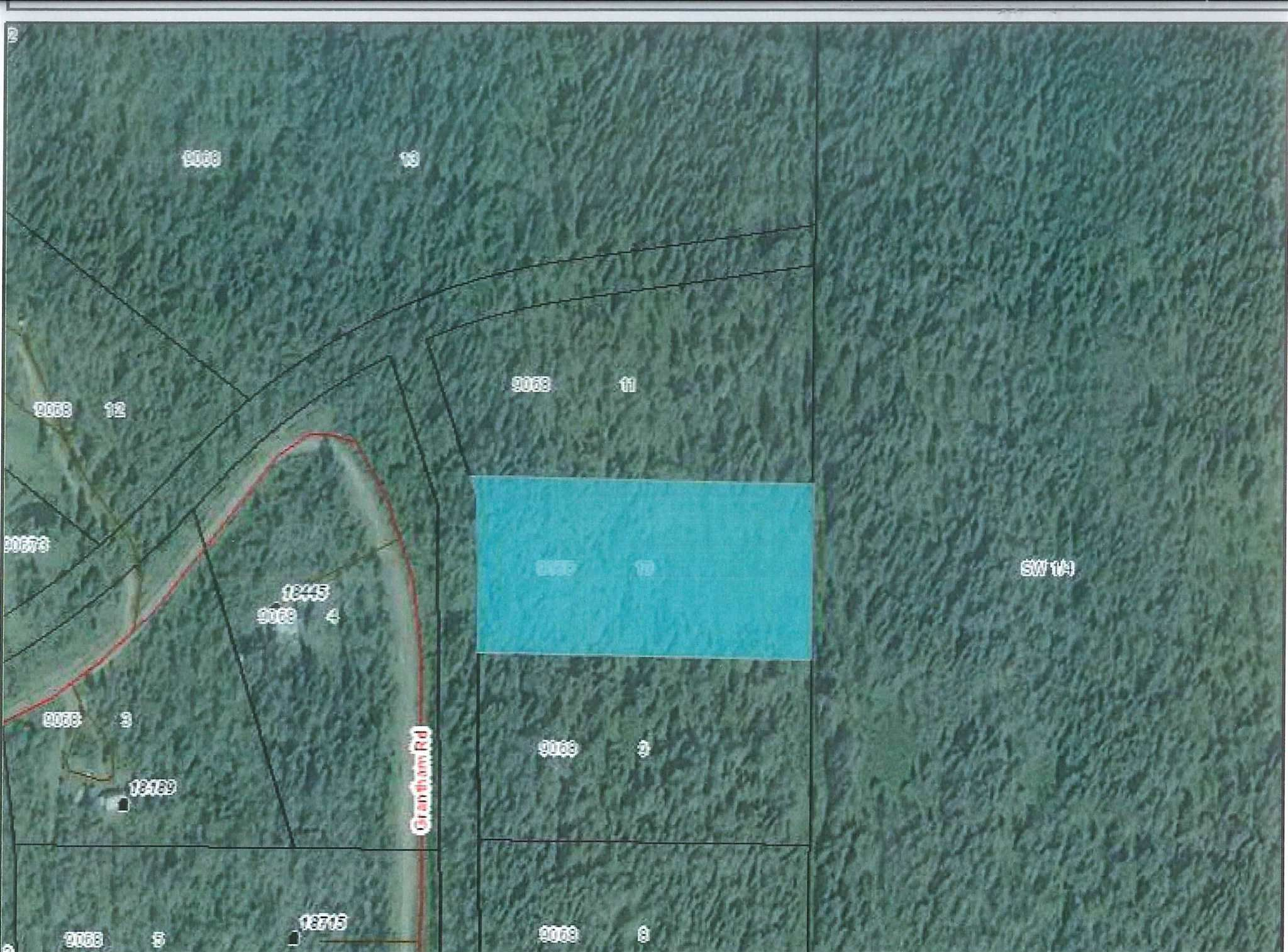 """Main Photo: LOT 10 GRANTHAM Road in Smithers: Smithers - Rural Land for sale in """"Grantham"""" (Smithers And Area (Zone 54))  : MLS®# R2604034"""