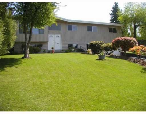 Main Photo: 1931 ORLAND Drive in Coquitlam: Central Coquitlam House for sale : MLS®# V647659