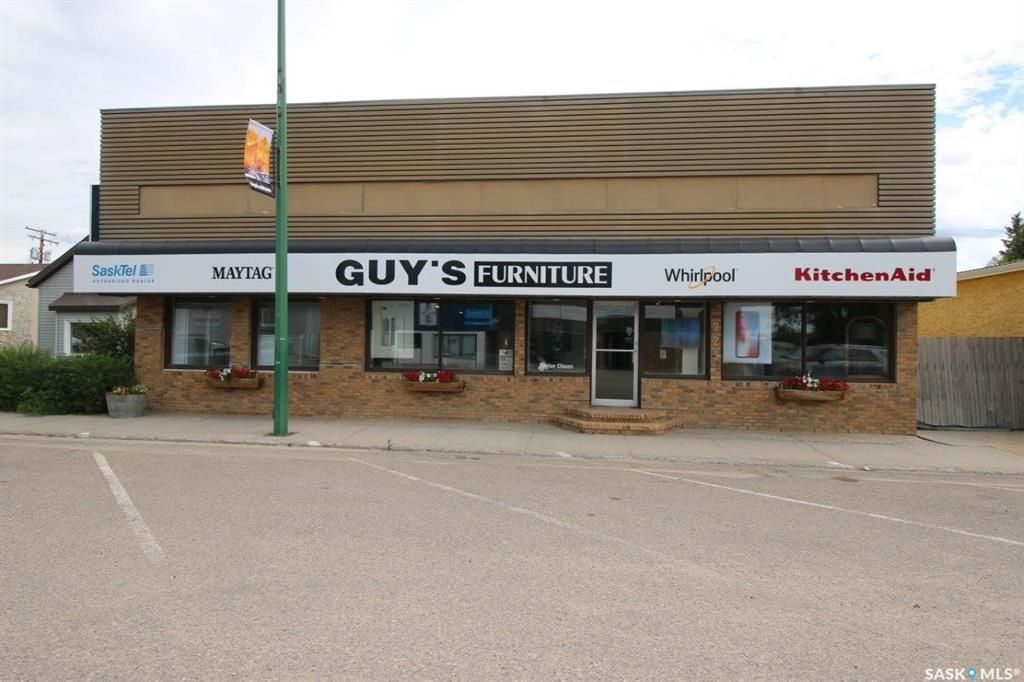 Main Photo: 225 Main Street in Spiritwood: Commercial for sale : MLS®# SK844236