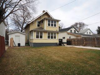Photo 36: 114 5th Street SE in Portage la Prairie: House for sale : MLS®# 202110955