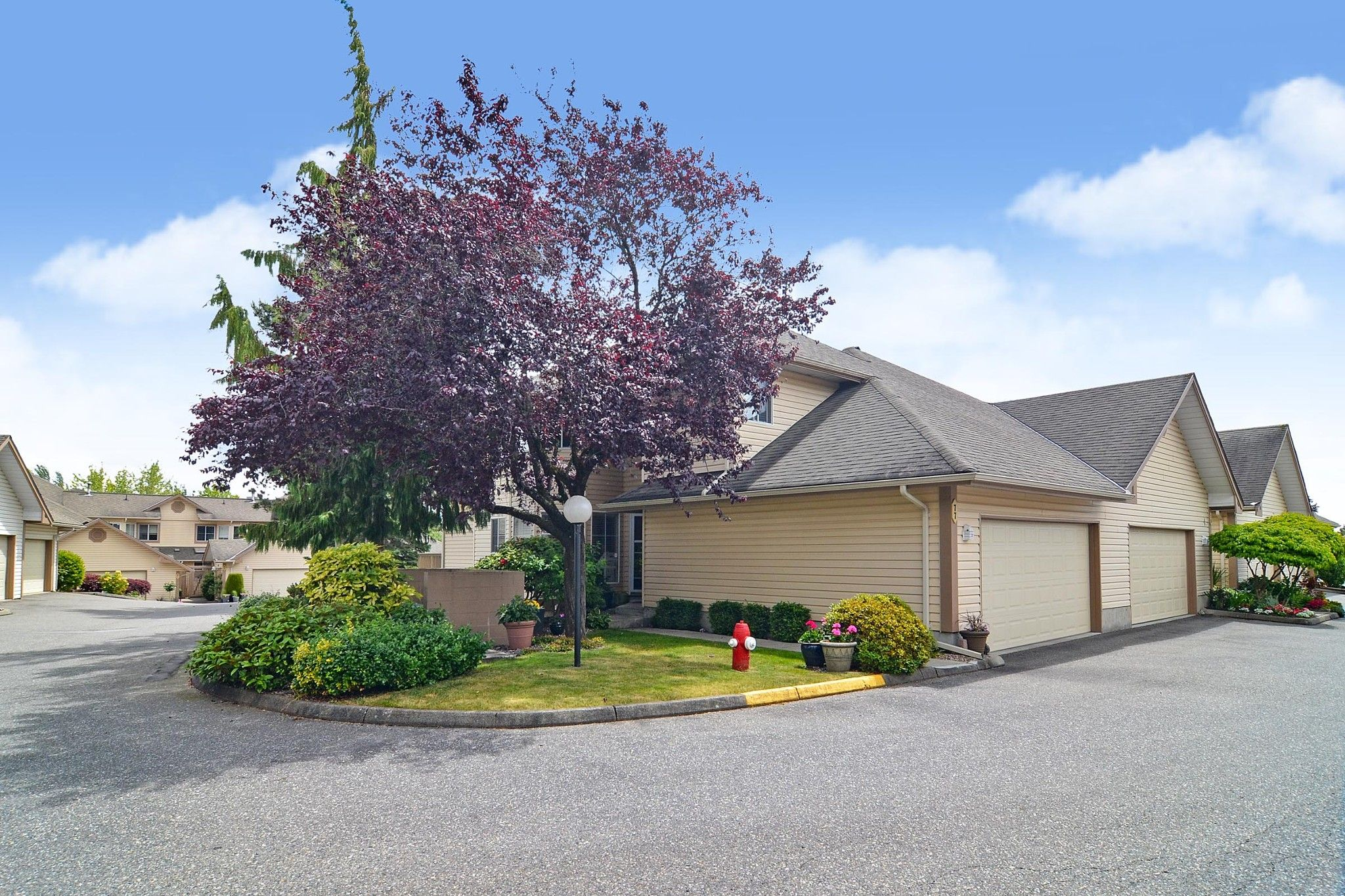 """Main Photo: 77 6140 192 Street in Surrey: Cloverdale BC Townhouse for sale in """"Estates at Manor Ridge"""" (Cloverdale)  : MLS®# R2592035"""
