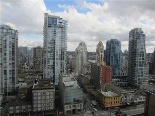 """Photo 1: # 1807 1188 HOWE ST in Vancouver: Downtown VW Condo for sale in """"1188 HOWE"""" (Vancouver West)  : MLS®# V937383"""