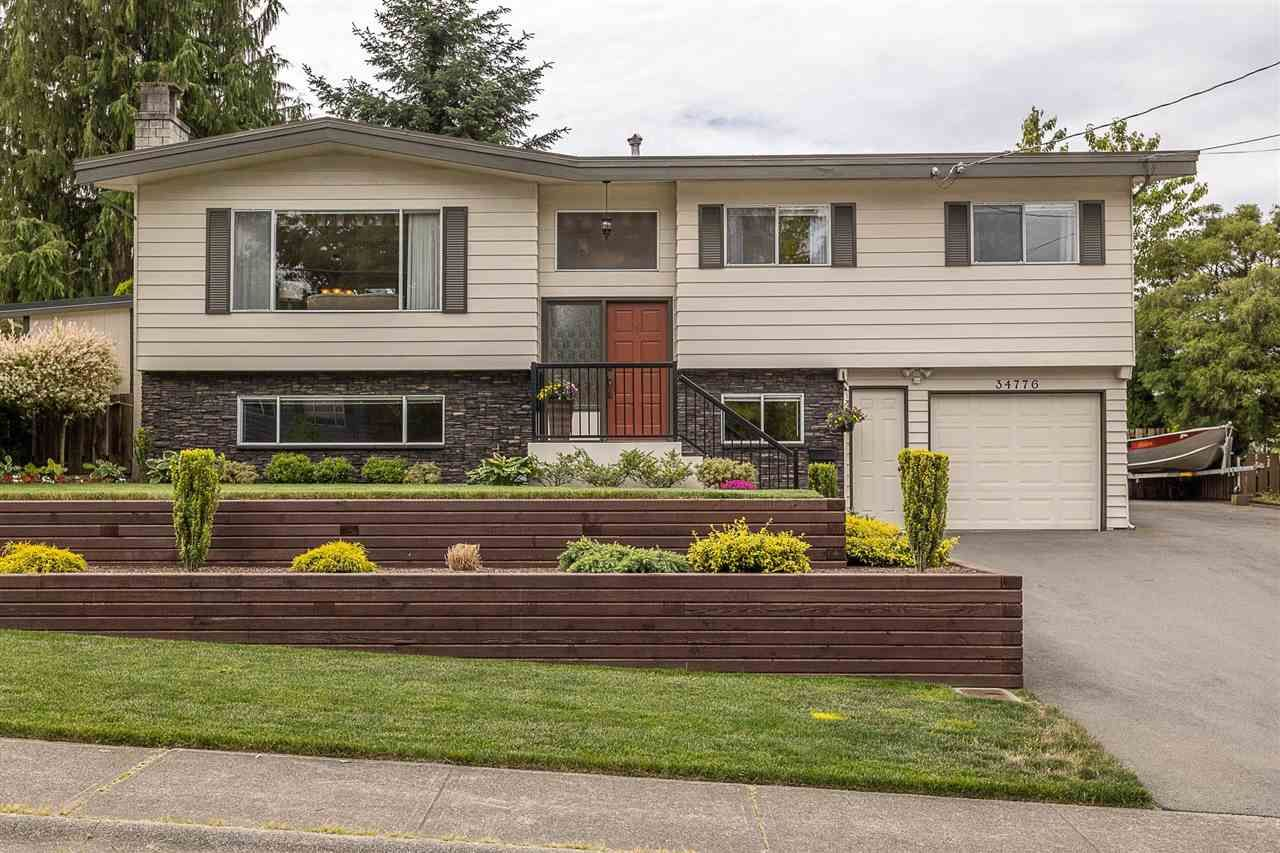 Main Photo: 34776 MILA Street: House for sale in Abbotsford: MLS®# R2592239