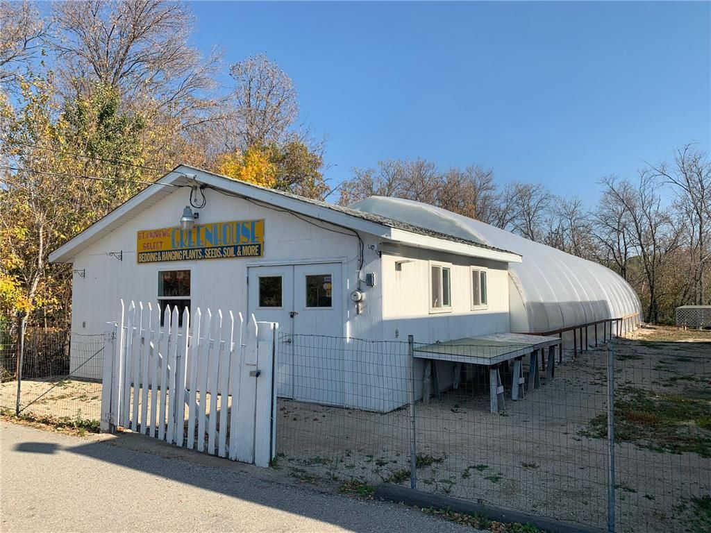 Main Photo: 5573 NO. 9 Highway in St Andrews: Industrial / Commercial / Investment for sale (R13)  : MLS®# 202124339