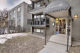 Photo 4: 202 1717 12 Street SW in Calgary: Lower Mount Royal Apartment for sale : MLS®# A1079434