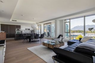 """Photo 5: 502 1409 W PENDER Street in Vancouver: Coal Harbour Condo for sale in """"West Pender Place"""" (Vancouver West)  : MLS®# R2591821"""
