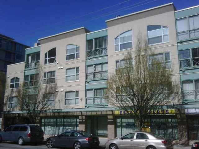 """Main Photo: PH17 511 W 7TH Avenue in Vancouver: Fairview VW Condo for sale in """"BEVERLY GARDENS"""" (Vancouver West)  : MLS®# V817089"""