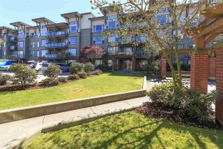 """Photo 15: 415 33539 HOLLAND Avenue in Abbotsford: Central Abbotsford Condo for sale in """"THE CROSSING"""" : MLS®# R2159342"""