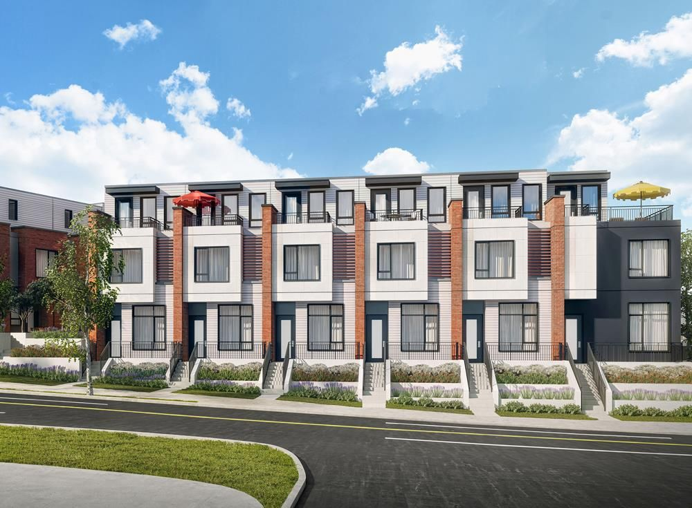 """Main Photo: 7 1488 PARK Drive in Vancouver: Marpole Townhouse for sale in """"MODUS"""" (Vancouver West)  : MLS®# R2556834"""