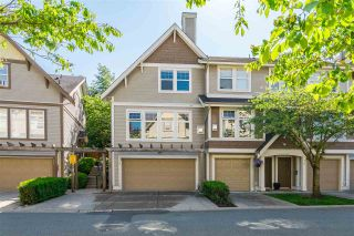 """Photo 1: 12 6588 188 Street in Surrey: Cloverdale BC Townhouse for sale in """"Hillcrest Place"""" (Cloverdale)  : MLS®# R2375051"""