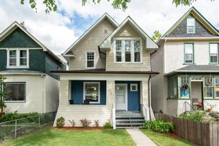 Photo 1: 473 Home Street in Winnipeg: Residential for sale (5A)  : MLS®# 202112075