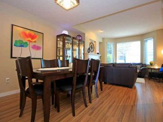 Photo 3: 47 7500 CUMBERLAND Street in Burnaby: The Crest Townhouse for sale (Burnaby East)  : MLS®# V1059595