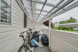 """Photo 27: 16 45215 WOLFE Road in Chilliwack: Chilliwack W Young-Well Townhouse for sale in """"PARKSIDE ESTATES"""" : MLS®# R2458118"""