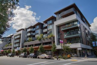 """Main Photo: 207 37881 CLEVELAND Avenue in Squamish: Downtown SQ Condo for sale in """"The Main"""" : MLS®# R2618200"""