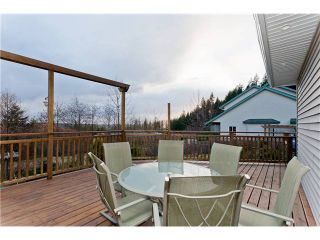 Photo 7: 2010 ROBIN Way: Anmore Condo for sale (Port Moody)  : MLS®# V939857