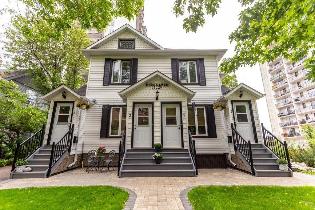 Main Photo: 11229 99 Avenue in Edmonton: Zone 12 House Fourplex for sale : MLS®# E4252160