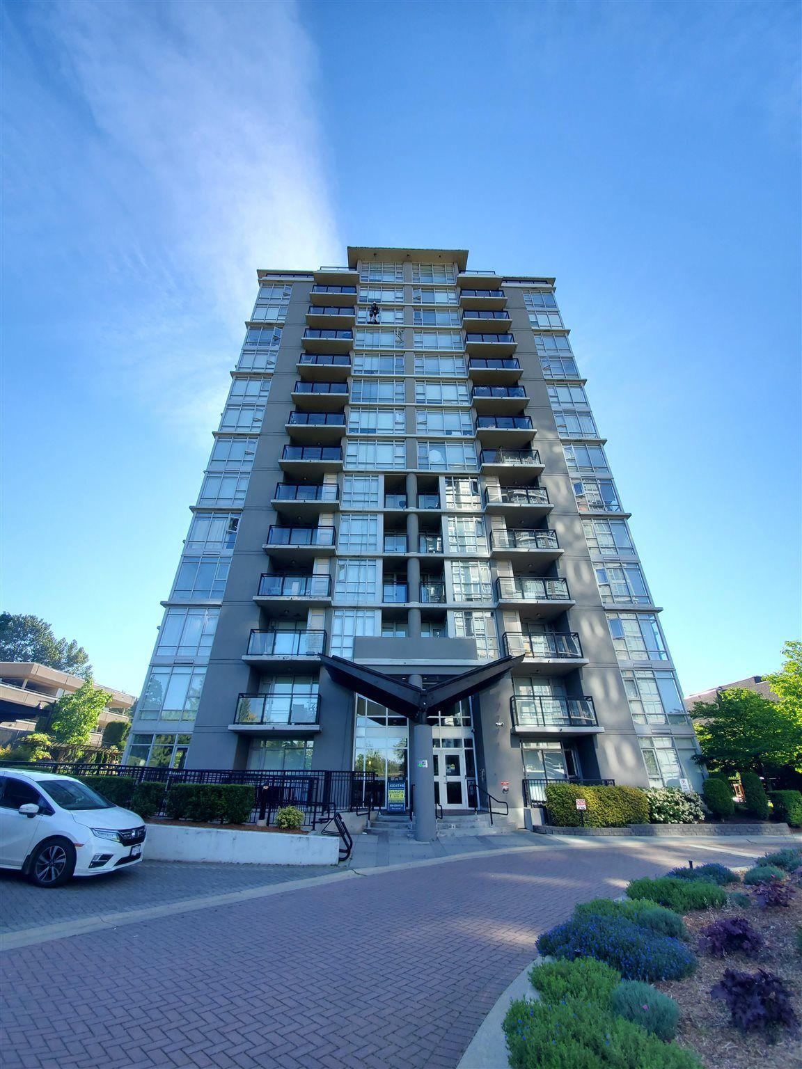 "Main Photo: 903 575 DELESTRE Avenue in Coquitlam: Coquitlam West Condo for sale in ""Cora Towers"" : MLS®# R2600549"