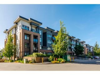 """Photo 1: 305 20062 FRASER Highway in Langley: Langley City Condo for sale in """"VARSITY"""" : MLS®# R2508491"""