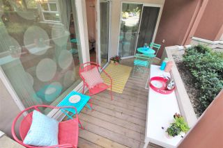 """Photo 16: 102 1240 QUAYSIDE Drive in New Westminster: Quay Condo for sale in """"TIFFANY SHORES"""" : MLS®# R2263673"""