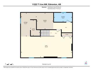 Photo 35: 11222 71 Avenue in Edmonton: Zone 15 House for sale : MLS®# E4233713