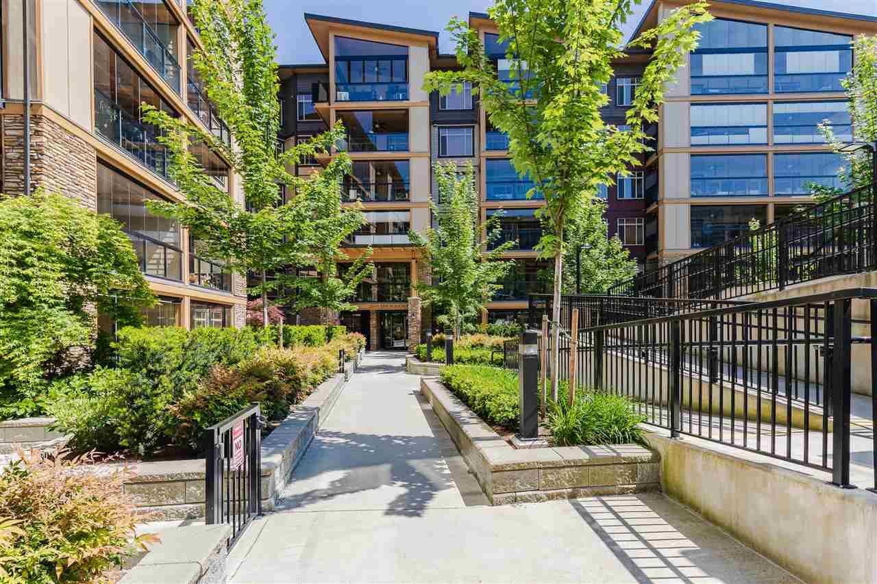 """Main Photo: 616 32445 SIMON Avenue in Abbotsford: Abbotsford West Condo for sale in """"LA GALLERIA"""" : MLS®# R2582791"""