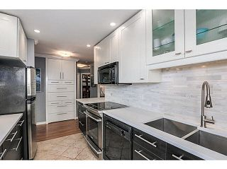 """Photo 12: 205 48 RICHMOND Street in New Westminster: Fraserview NW Condo for sale in """"GATEHOUSE PLACE"""" : MLS®# V1089533"""