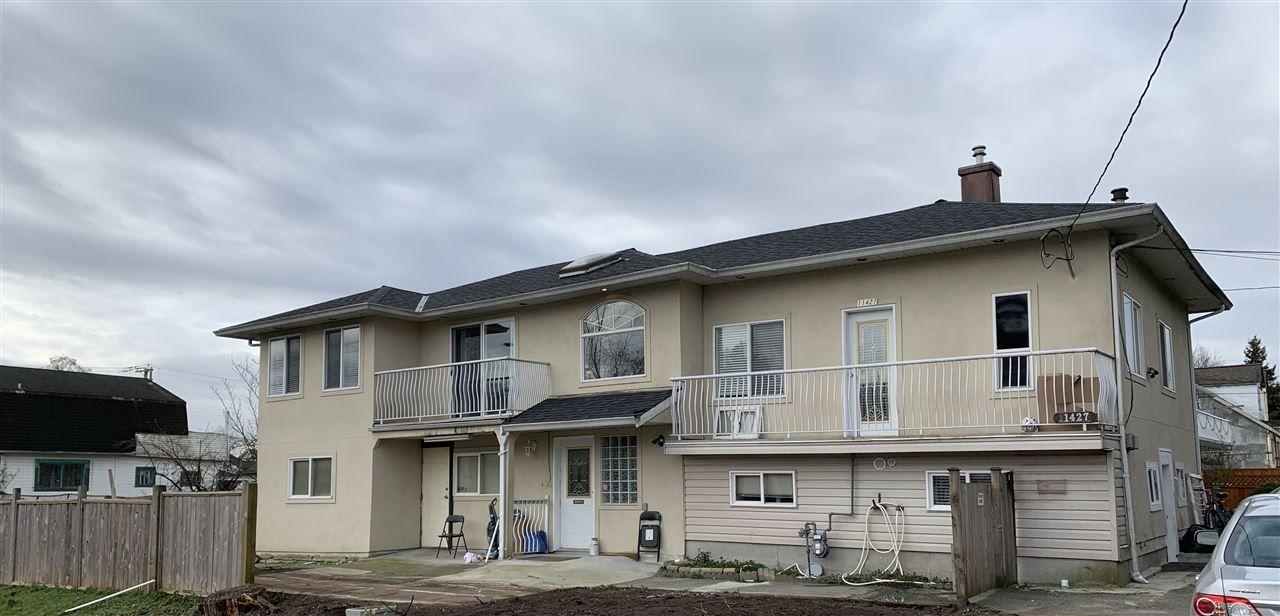 Main Photo: 11427 128 Street in Surrey: Bridgeview House for sale (North Surrey)  : MLS®# R2549334