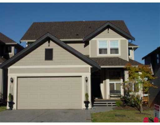 """Photo 1: Photos: 6944 196A ST in Langley: Willoughby Heights House for sale in """"Camden Park"""" : MLS®# F2616563"""
