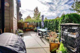"""Photo 30: 5 22865 TELOSKY Avenue in Maple Ridge: East Central Townhouse for sale in """"WINDSONG"""" : MLS®# R2508996"""