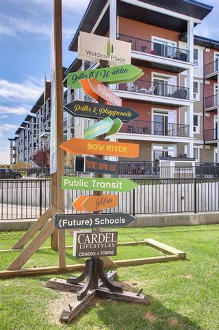 Photo 46: 204 10 Walgrove Walk SE in Calgary: Walden Apartment for sale : MLS®# A1144554