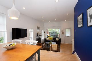 Photo 3: 1732 E GEORGIA Street in Vancouver: Hastings Townhouse for sale (Vancouver East)  : MLS®# R2500770