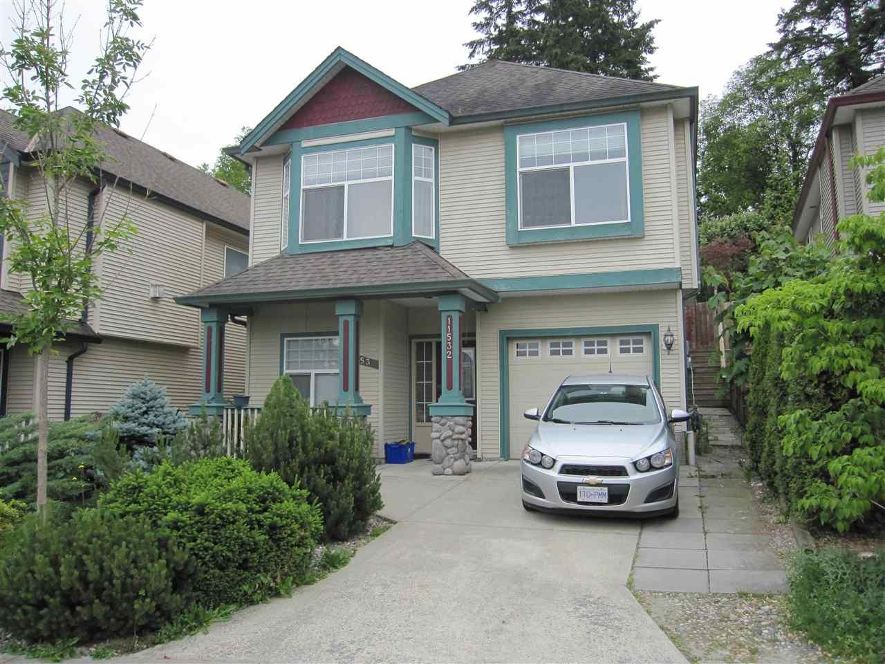 Photo 1: Photos: 11532 228 Street in Maple Ridge: East Central House for sale : MLS®# R2069865