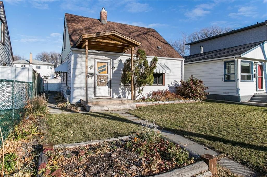 Main Photo: 463 Morley Avenue in Winnipeg: Lord Roberts Residential for sale (1Aw)  : MLS®# 202028057