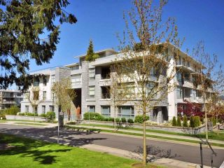 """Photo 1: 107 6015 IONA Drive in Vancouver: University VW Condo for sale in """"CHANCELLOR HOUSE"""" (Vancouver West)  : MLS®# R2587601"""