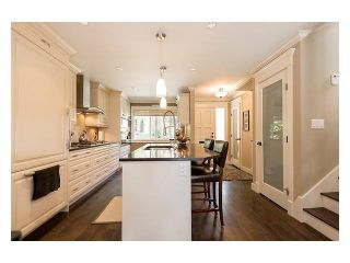 """Photo 3: 4687 HOSKINS Road in North Vancouver: Lynn Valley Townhouse for sale in """"Yorkwood Hills"""" : MLS®# V1130189"""