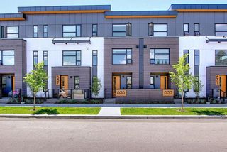 Main Photo: 835 77 Street SW in Calgary: West Springs Row/Townhouse for sale : MLS®# A1127863
