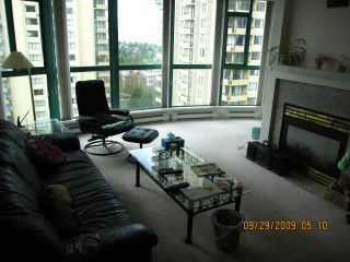 """Photo 3: 1006 5899 WILSON Avenue in Burnaby: Central Park BS Condo for sale in """"PARAMOUNT TOWER II"""" (Burnaby South)  : MLS®# V790393"""