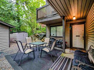 """Photo 38: 8551 WILDERNESS Court in Burnaby: Forest Hills BN Townhouse for sale in """"Simon Fraser Village"""" (Burnaby North)  : MLS®# R2490108"""